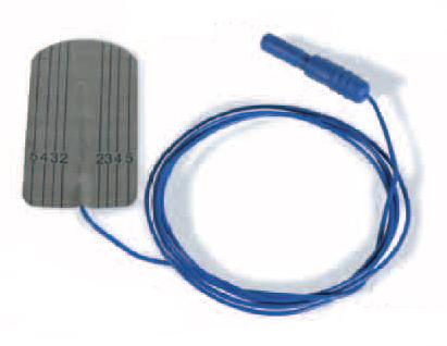 Eletrodo de Laringe Pediátrico