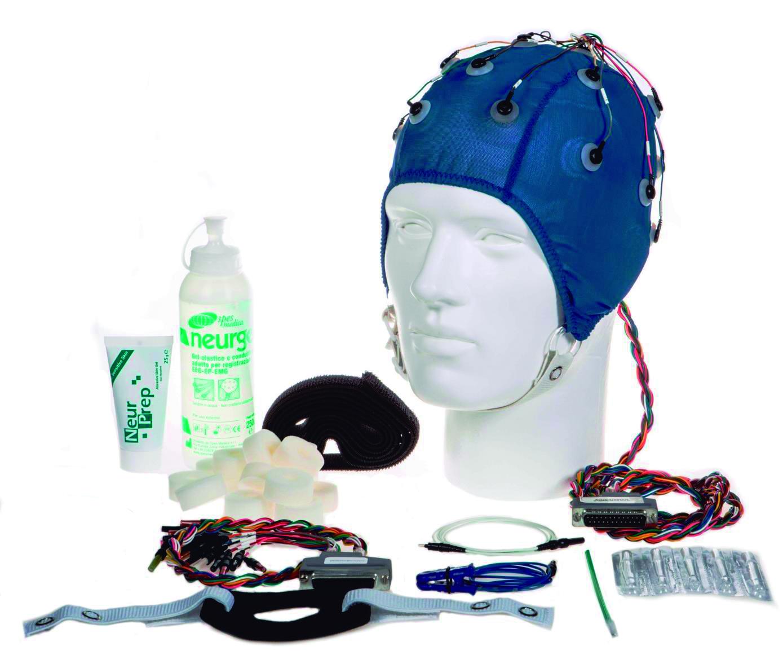 Kit Touca pra EEG